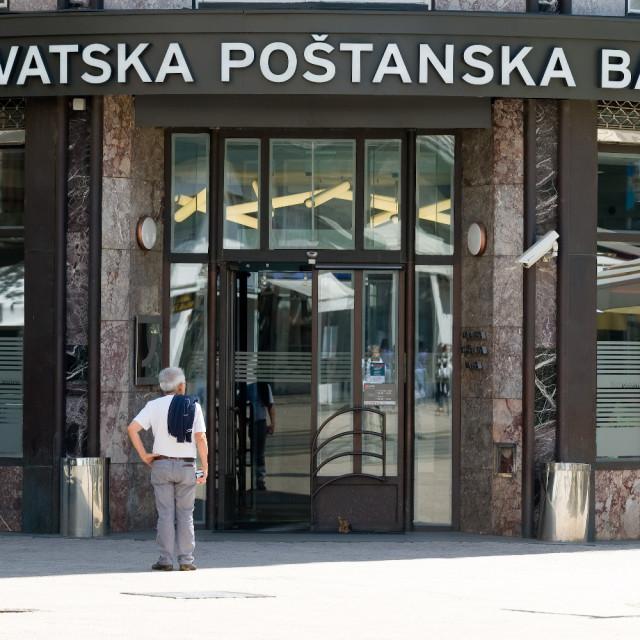 Hrvatska postanska banka