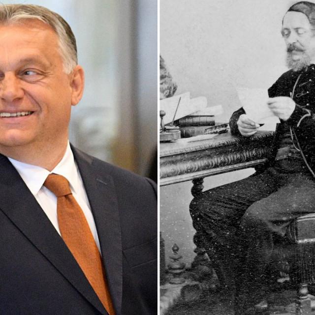 Viktor Orbán, Lajos Kossuth