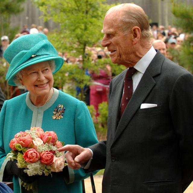 princ i kraljica