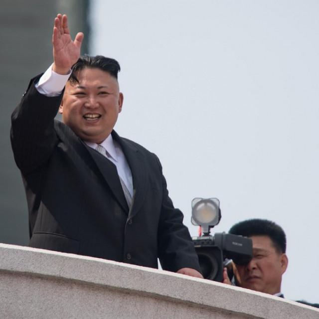 Kim Jong Un (arhiva)