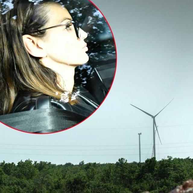 Josipa Rimac, vjetroelektrane