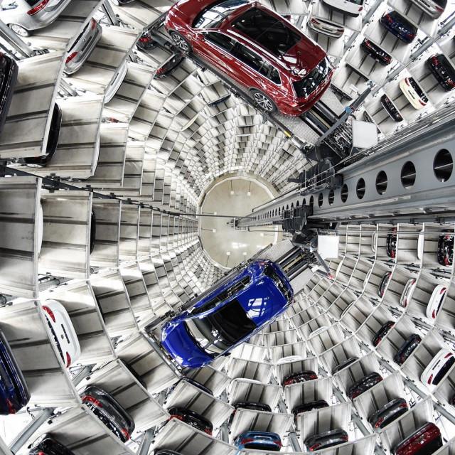 Tvornica Volkswagena u Wolfsburgu