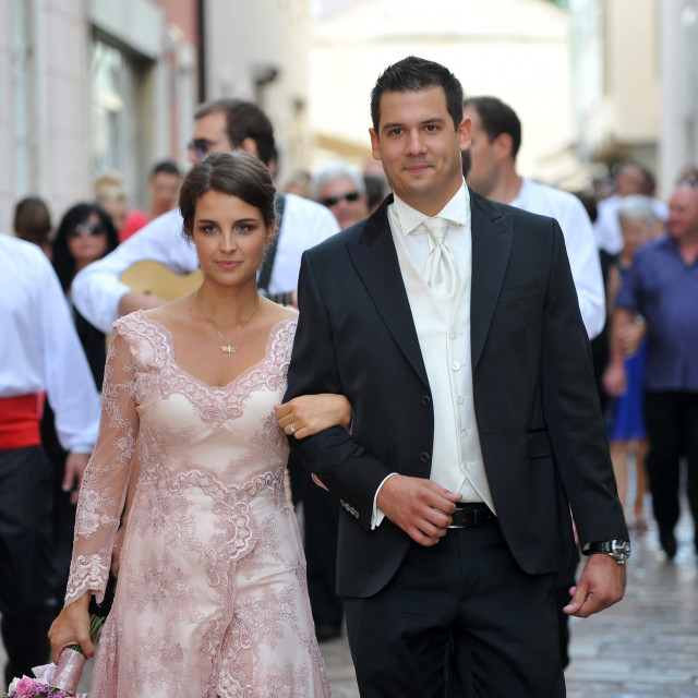 Doris Pinčić i Boris Rogoznica