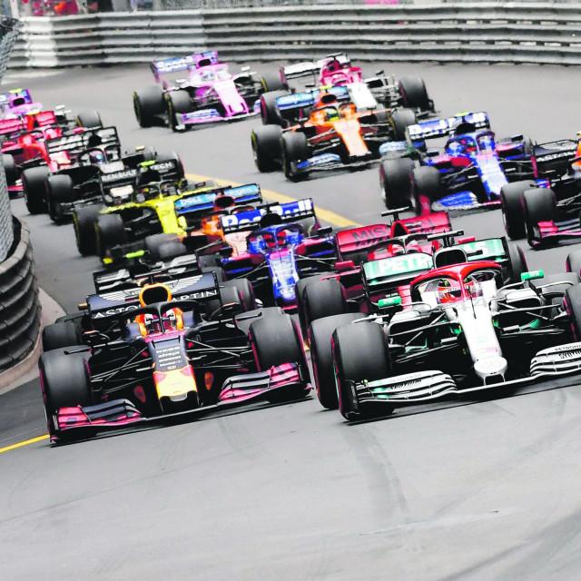 Bolidi Formule 1