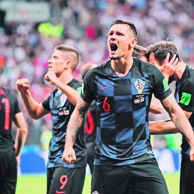 Dejan Lovren dobro će zapamtiti emocije koje su uslijedile nakon polufinala Svjetskog prvenstva 2018. godine