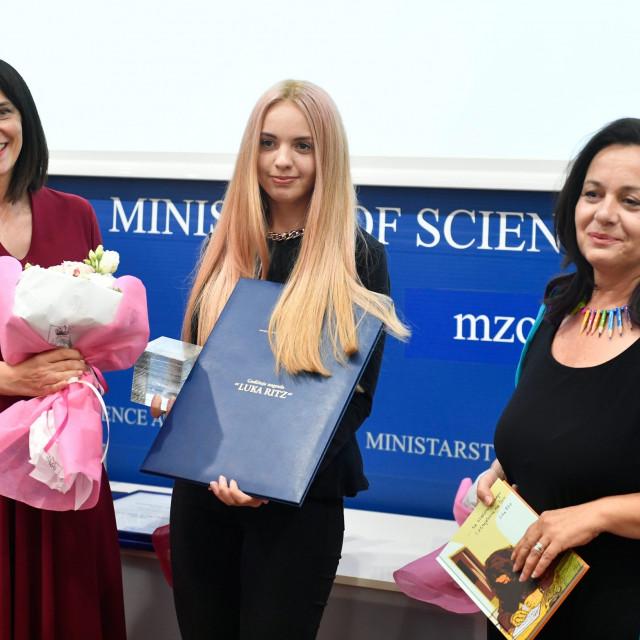 Blaženka Divjak, Dorotea Horvat i Suzana Ritz