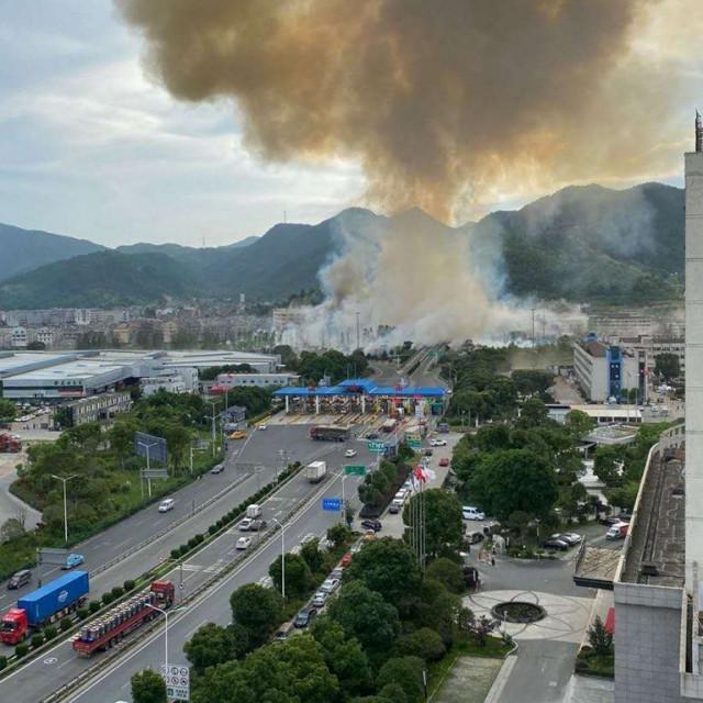 Nesreća u Kini