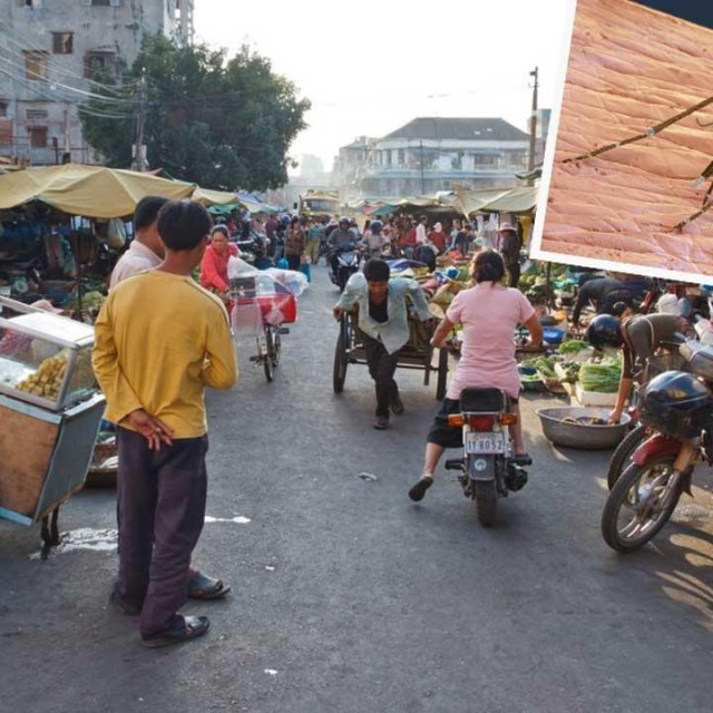 Ulice Phnom Penha