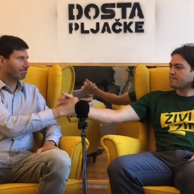 Ivan Pernar i Ivan Vilibor Sinčić