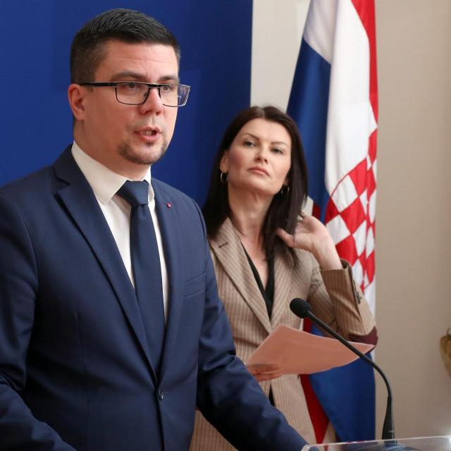 Domagoj Hajduković, Sabina Glasovac