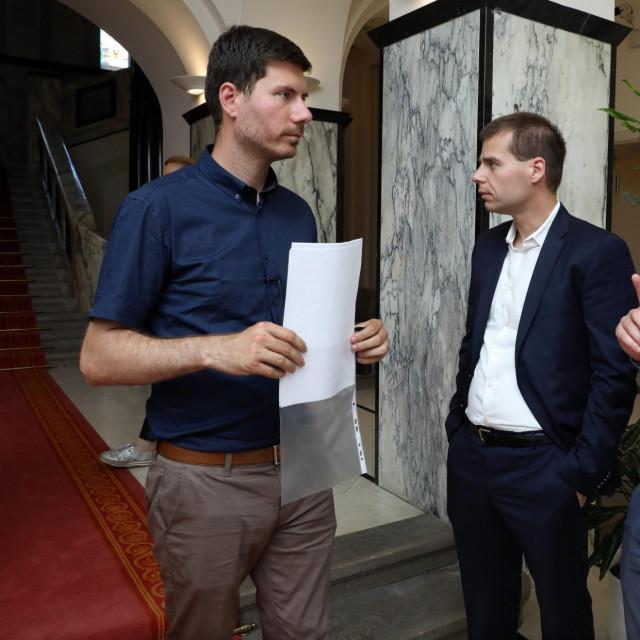Ivan Pernar, Ivan Vilibor Sinčić<br />