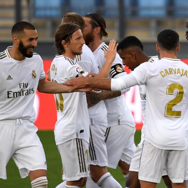 Real Madrid uživa u ovom natjecanju...