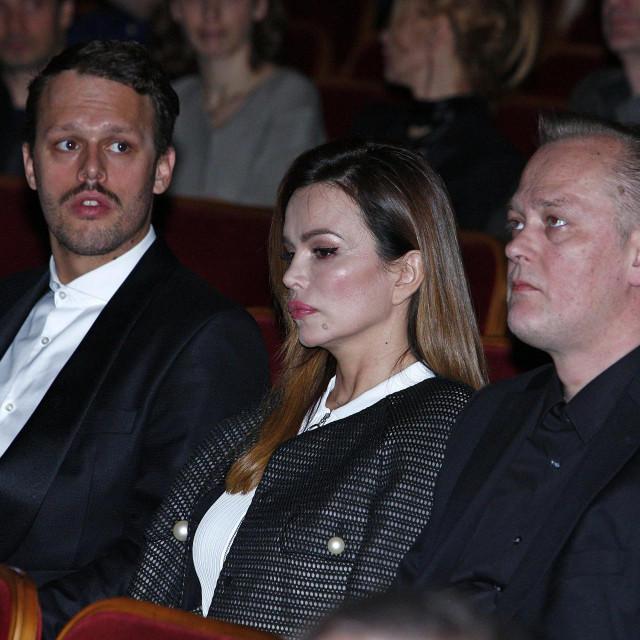 Severina, Igor Kojić i Tomica Petrović