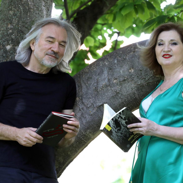 Branko Čegec i Mirjana Dugandžija<br />
