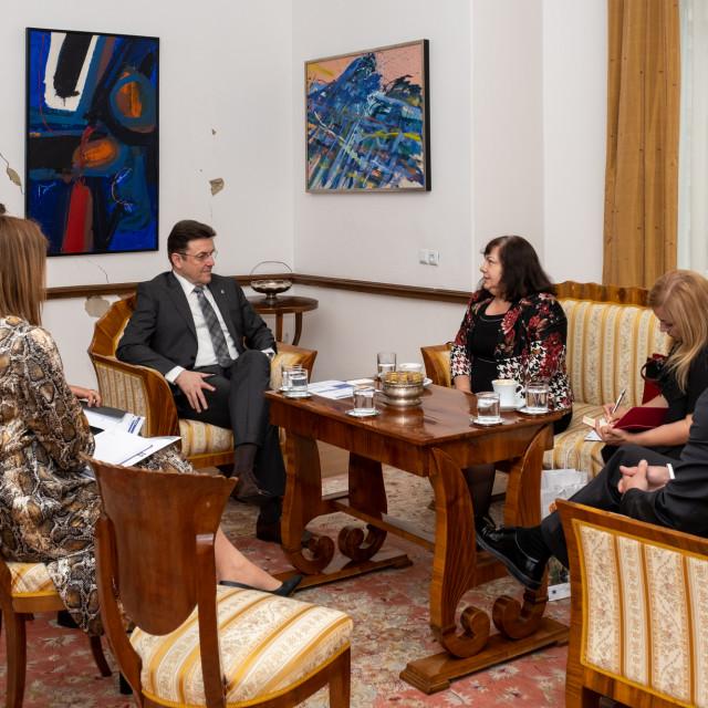 Obradović, Barbarić, Burilović, Georgieva, Tasseva i Plazonić