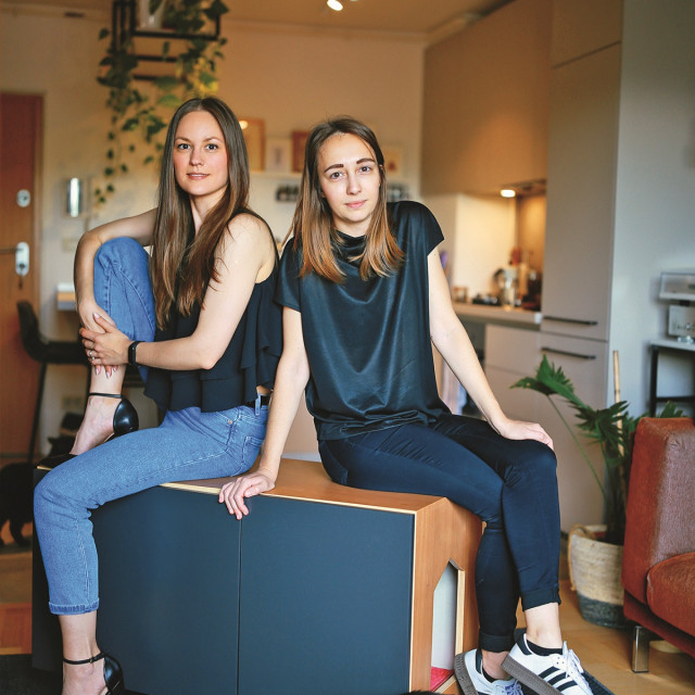 Marina Šimac Pintarić i Anja Perkov zajedno su pokrenule brand Pawsome Stuff kojeg kućni ljubimci, ali i njihovi vlasnici, obožavaju.