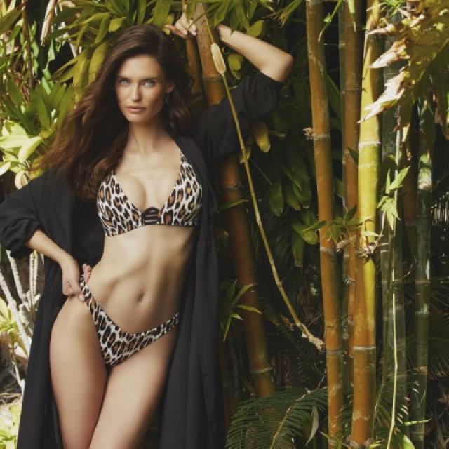 Talijanska manekenka Bianca Balti podržava borbu za čišći okoliš i održivu modu