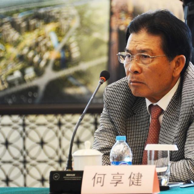 He Xiangjian, osnivač Midee