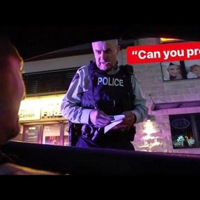 Policija u Kanadi
