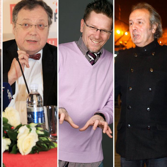 Tomo Johannes in der Muhlen, Mladen Tarbuk, Ante Pecotić, Husein Hasanefendić i Miro Buljan