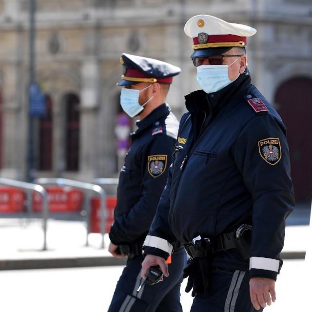 Policija u Beču