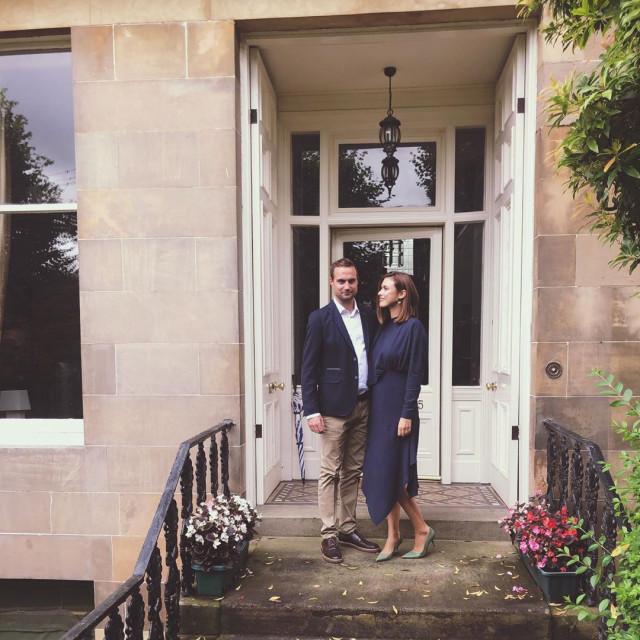 Anita Dujić i Duncan Broadfoot uživaju u sretnoj ljubavi otkako su se upoznali na Visu.