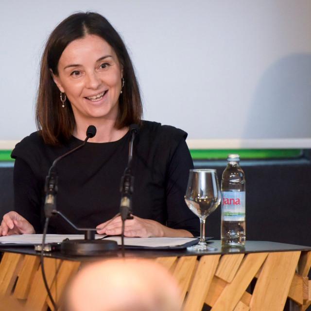Agriculture Minister Marija Vuckovic