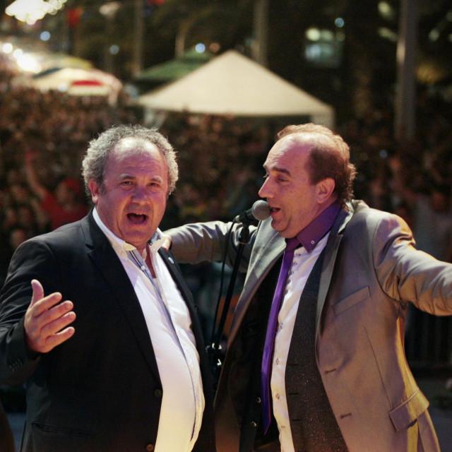Mladen Grdović i Željko Kerum
