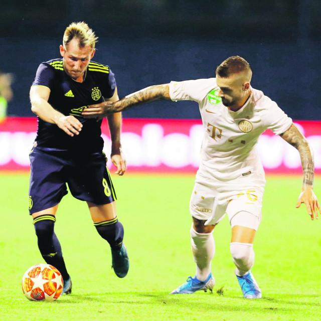 GNK Dinamo i TC Ferencvaros sudarili su se u kvalifikacijama za Ligu prvaka ove sezone