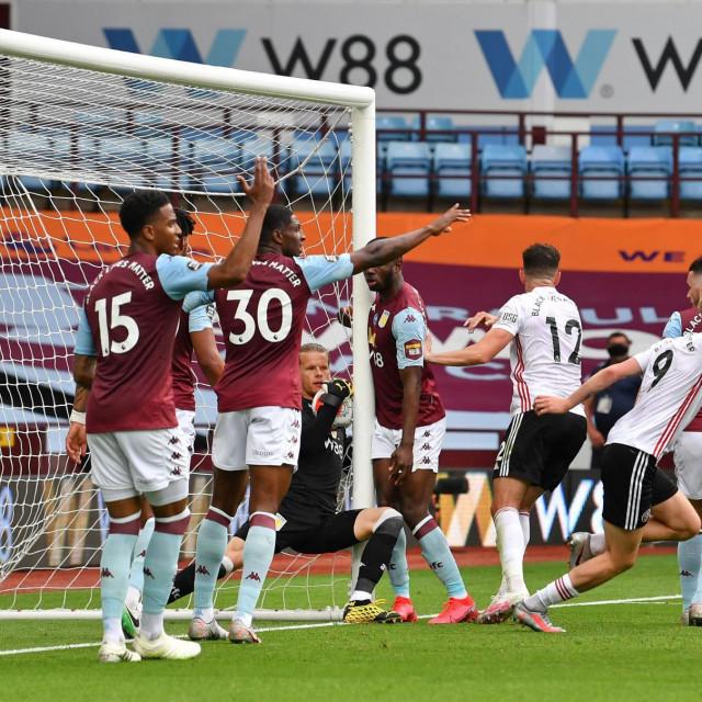 Utakmica Aston Ville i Sheffield Uniteda