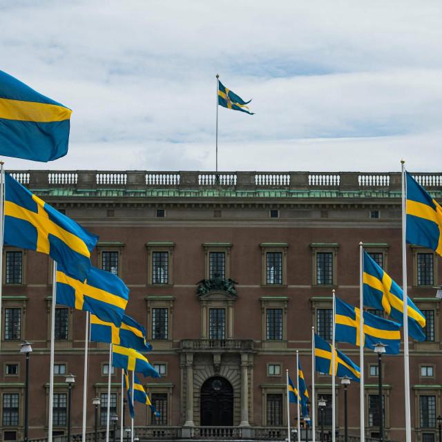 Švedska, ilustracija
