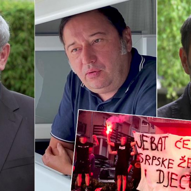 Duško Ljuština, Predrag Ličina, Saša Kosanović