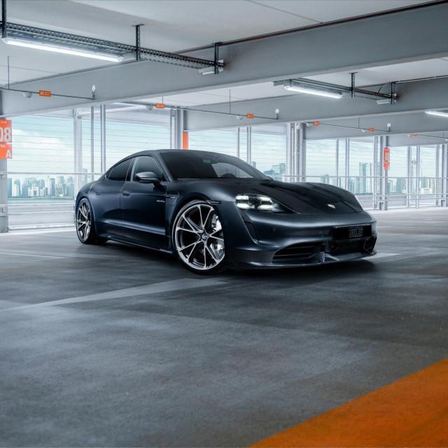 Porsche Taycan tuning