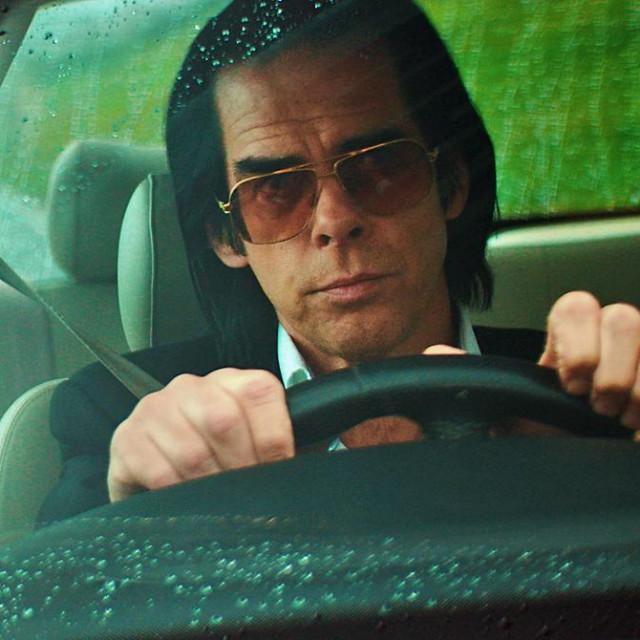 Nick Cave u sceni iz filma 20.000 dana na Zemlji (2014.)