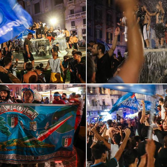 Napoli slavlje