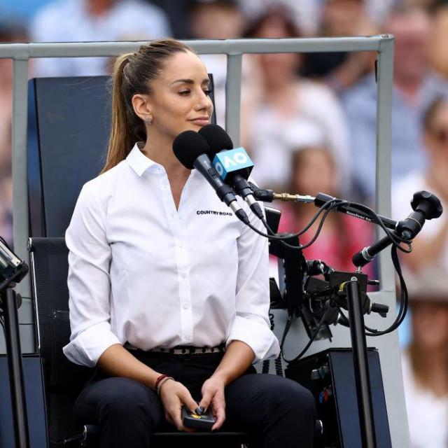 Marijana Veljović na Australian Openu