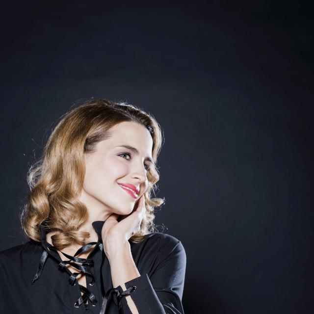Voditeljica i glumica Doris Pinčić Rogoznica