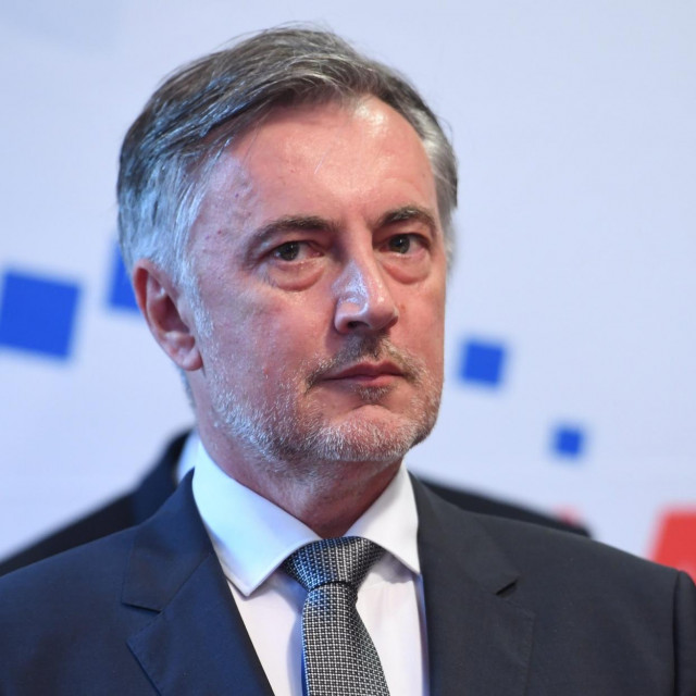 Predsjednik Domovinskog pokreta Miroslav Škoro