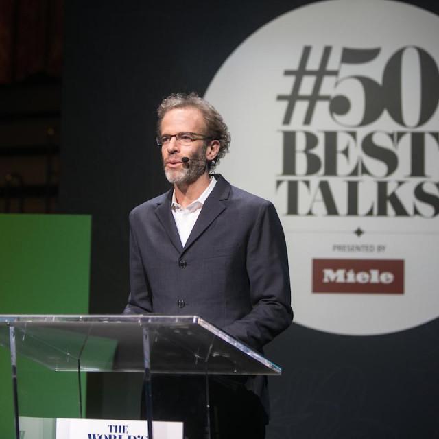 Dan Barber, TheWorld 50 BestRestaurants