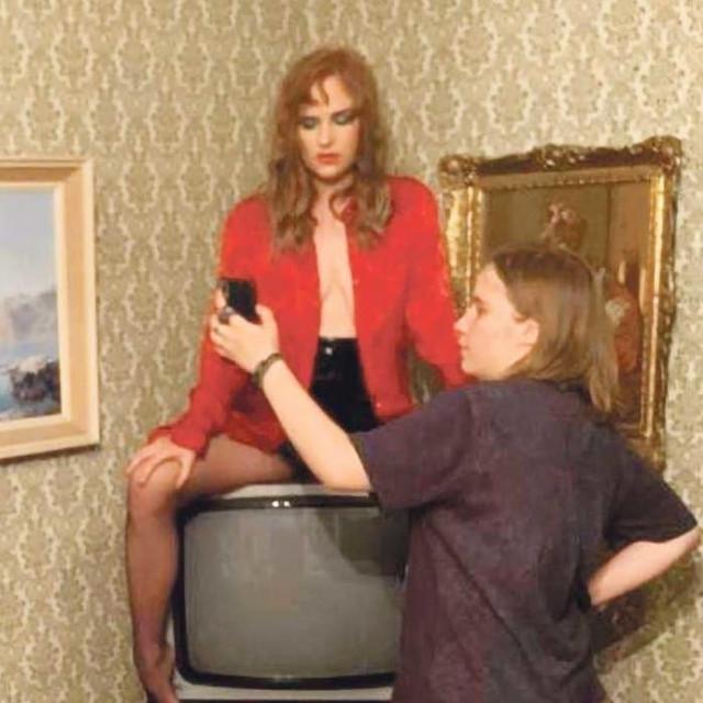 Studentica s Verna odglumila je kultnu scenu iz popularnog erotskog filma iz osamdesetih
