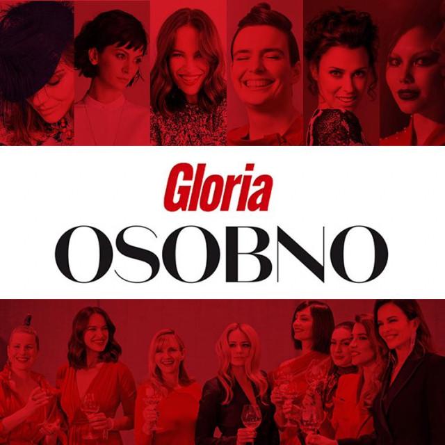 Gloria osobno