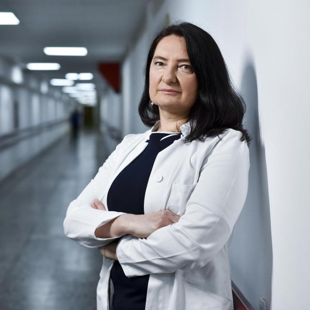 Prof. dr. sc. Nadica Laktašić Žerjavić, dr. med.