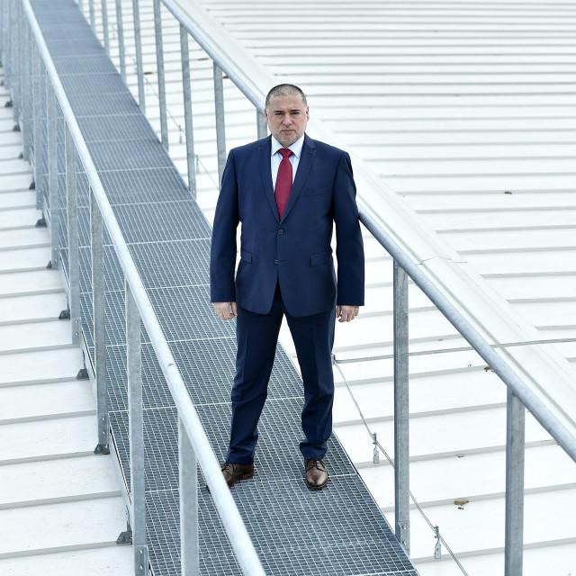 Jure Sertić, glavni direktor AKD-a<br />