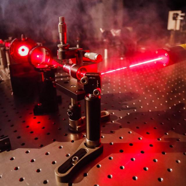 Na Institutu za fiziku u tijeku je veliki infrastrukturni projekt, 121 milijun kuna vrijedni Centar za napredne laserske tehnike
