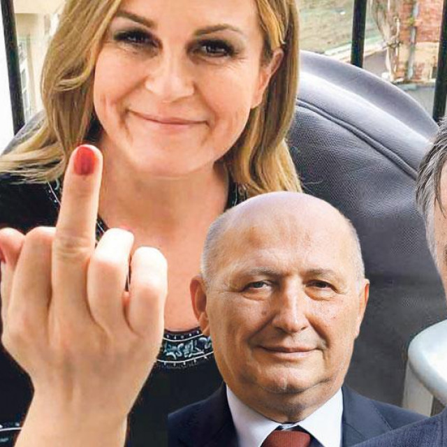 Kolinda Grabar-Kitarović, Miroslav Šeparović, Miroslav Škoro