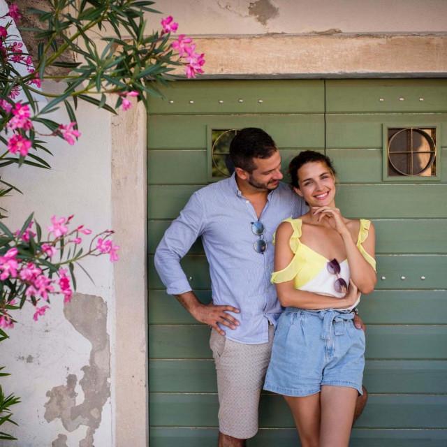 Reportaza Doris i Boris Rogoznica<br /> Sukosan<br /> Fotograf Matej 240719