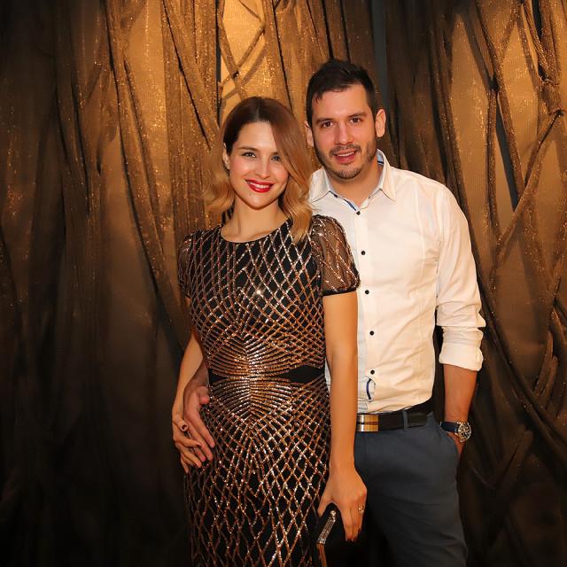 Doris Pinčić Rogoznica i Boris Rogoznica
