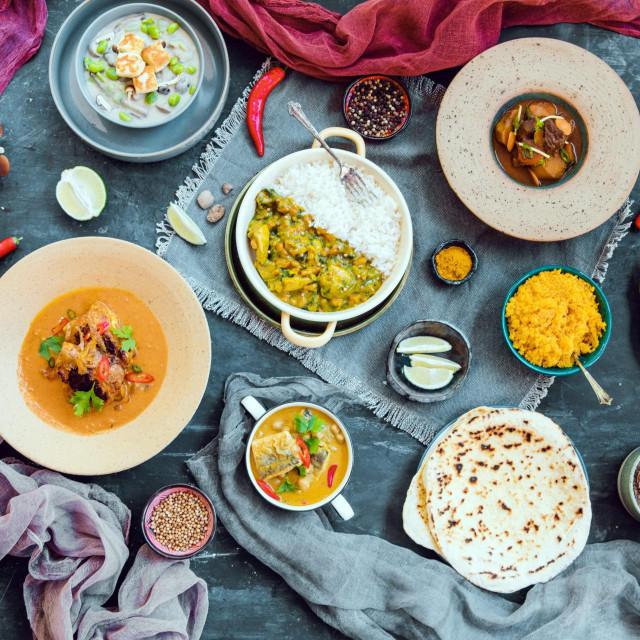 Curryji koje je pripremila Anita Šarić.