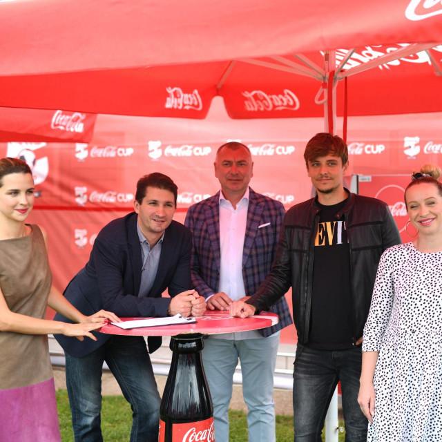 Sportske igre mladih; Coca-Cola Cup