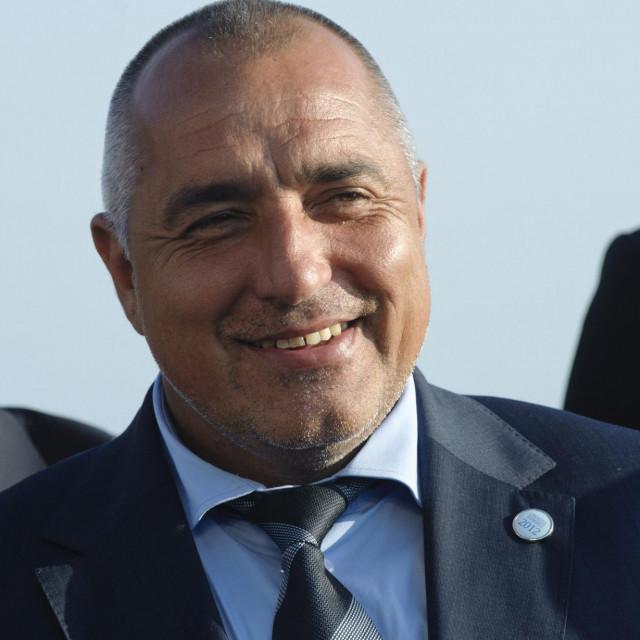 Bugarski premijer Bojko Borisov<br /> <br /> <br /> <br /> <br /> <br /> <br /> <br />